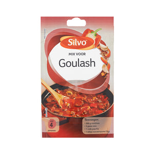 Silvo Goulash Spice Mix - 40gr.