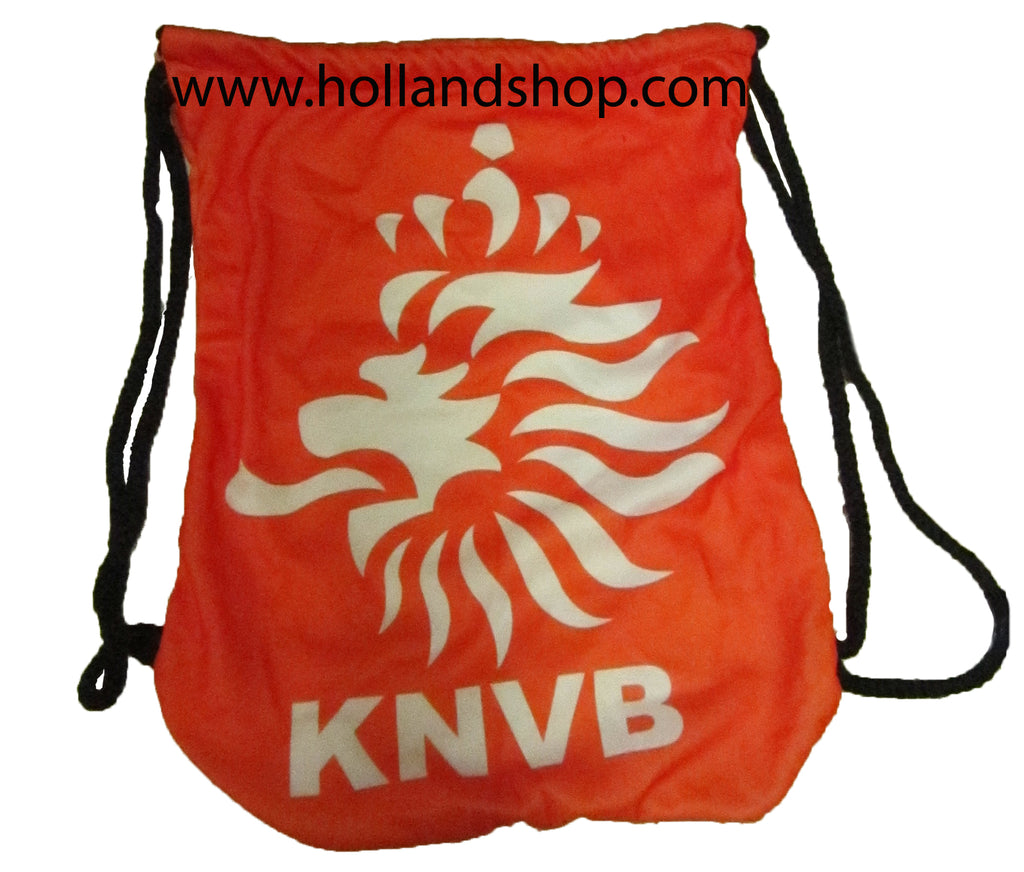 Bag - KNVB Gym Bag (Red/White/Blue)