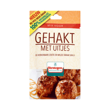 Verstegen Gehakt with Onions Spice Mix - 40gr.