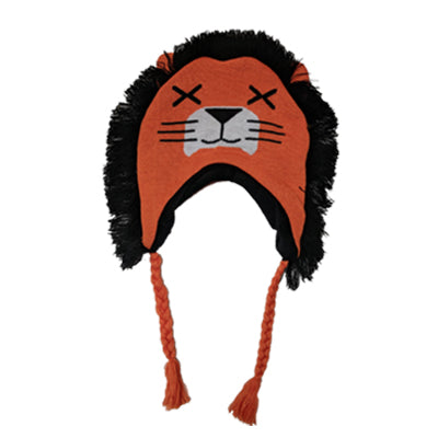 Toque - Lion with Tassles