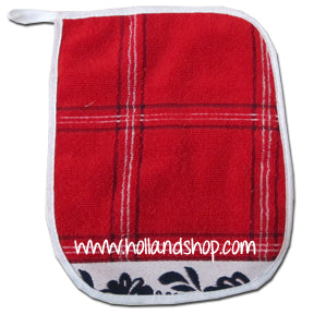 Pot Holder EL - Brabant - Red