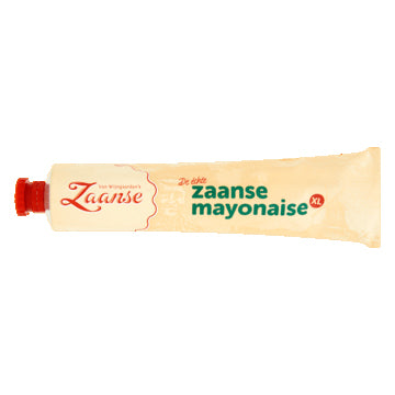 Zaanse Mayonnaise Tube - 170ml.