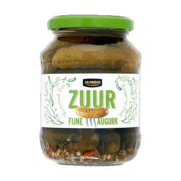 Jumbo Pickles (Sour) - 720ml.