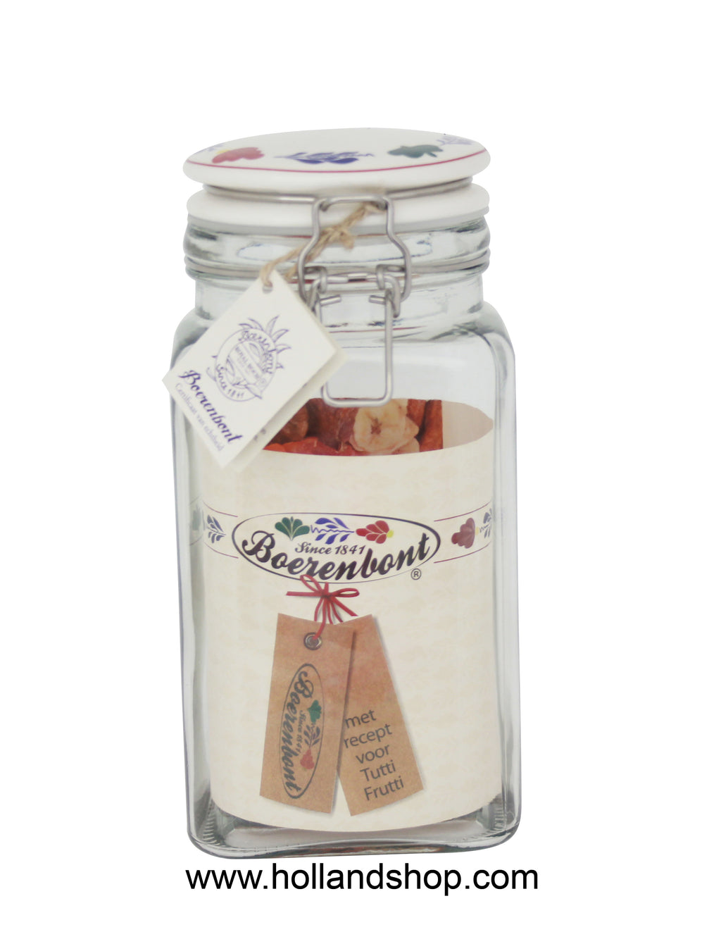 Boerenbont Glass - Preserving Jar (1.7L)