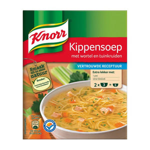 Knorr Chicken Noodle Soup Duo - 2x40g.