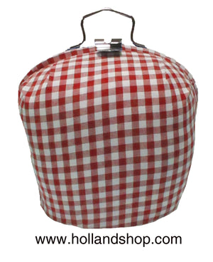 Tea Cozy - Brabants Bont Red