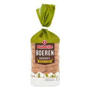 Bolletje Farmers Grains & Seeds Rusk - 160gr.