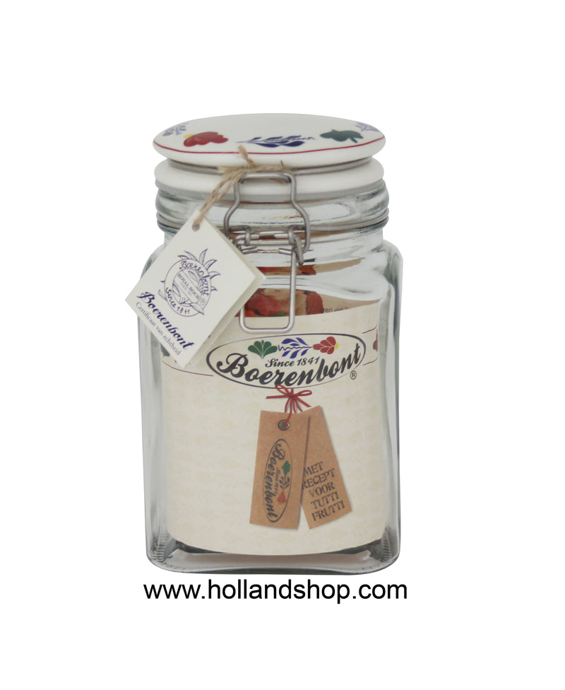 Boerenbont Glass - Preserving Jar (1.1L)