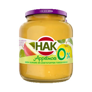 Hak Apple Sauce - Light - 700gr.