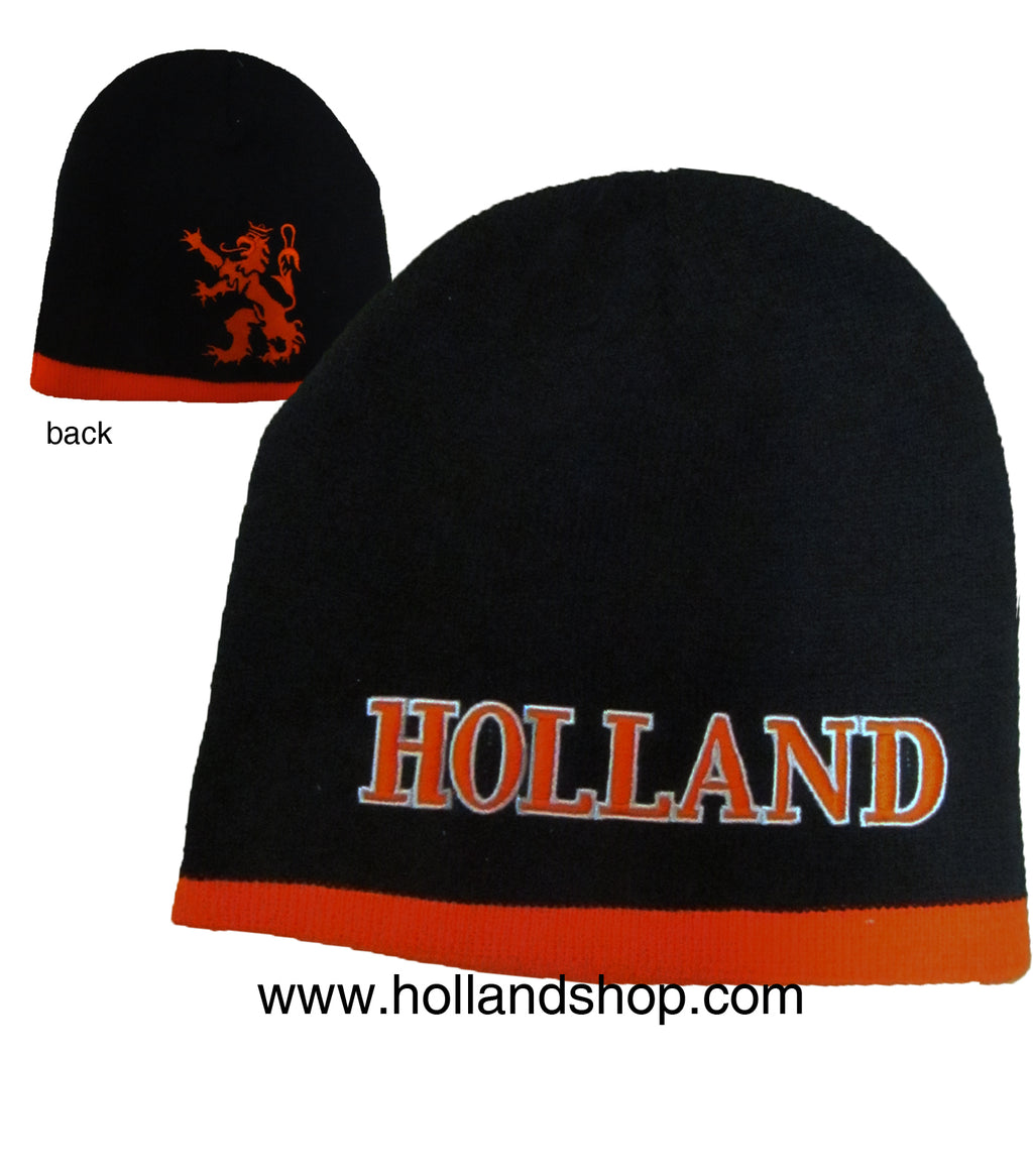 Toque - Souvenir - Black/Orange