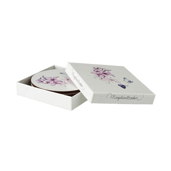"Marjolein Bastin - Coasters Flox (Set of 4) ""Sketch of Nature"""