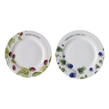 "Marjolein Bastin - Plate (18cm) Set of 2 ""Wildflowers"""