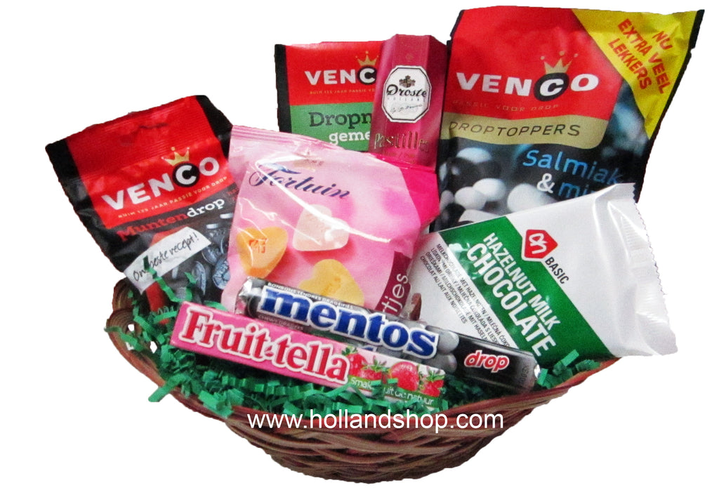 Gift Basket - Candy Lovers