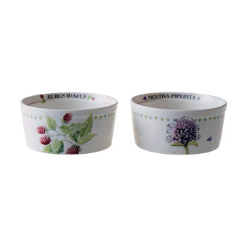 "Marjolein Bastin - Ramekins Lotus (Set of 2) ""Wildflowers"""