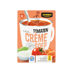 Jumbo Cup-A-Soup - Cream of Tomato - 3x20gr.