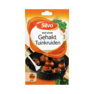 Silvo Gehakt (Ground Beef) Herb Spice Mix - 40gr.