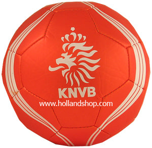 Soccer Ball - Holland Mini (Orange) Size 2