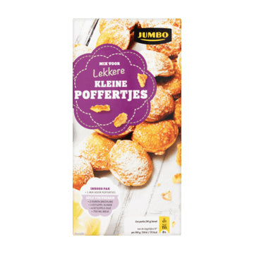 Jumbo Poffertjes Mix - 400gr.