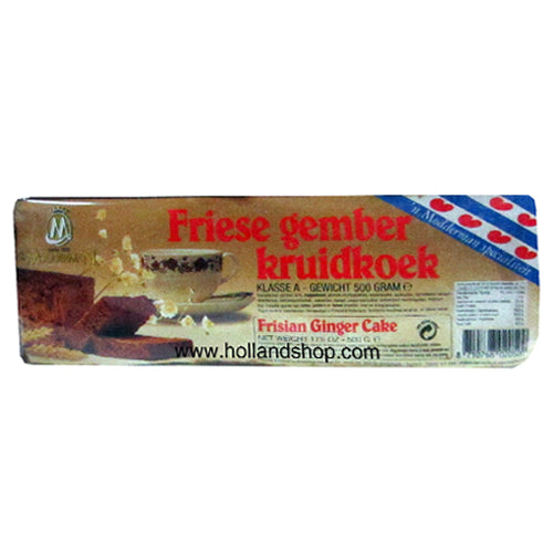 Modderman Friese Ginger Spice Cake - 500gr.