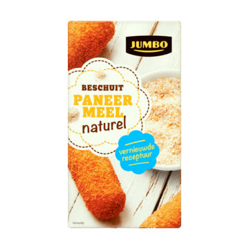 Jumbo Bread Crumbs - Natural - 150gr.