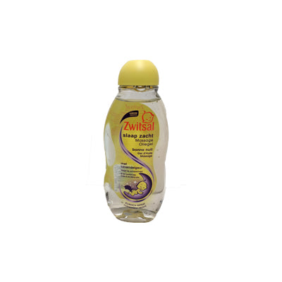 Zwitsal Sleep Well with Lavender Massage Oil - 200ml.