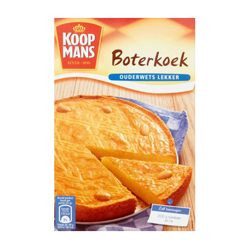 Koopman's Boterkoek Mix - 400gr.