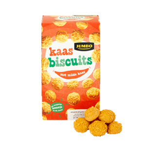 Jumbo Cheese Biscuits - 100gr.