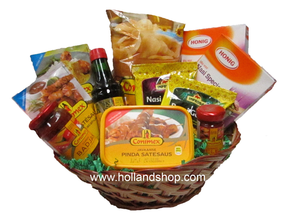 Gift Basket - Indonesian
