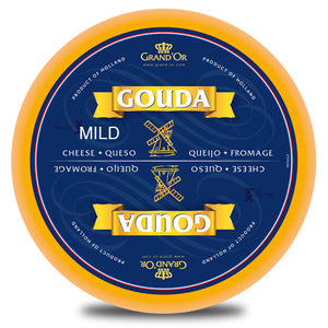 Grand'Or Mild Gouda Piece