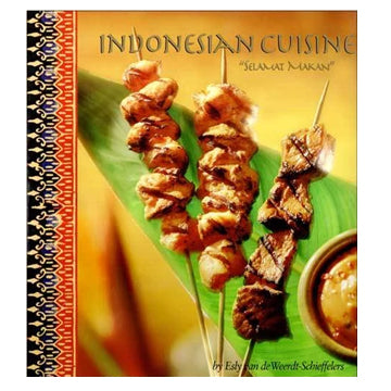 "Cookbook - ""Indonesian Cuisine"""