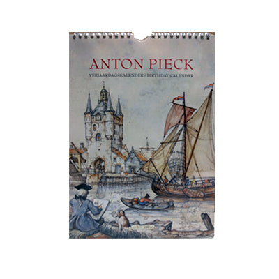 Birthday Calendar - Anton Pieck (Harbor)
