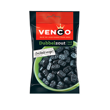 Venco Double Salt - 173gr.