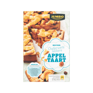 Jumbo Apple Cake Mix - 400gr.