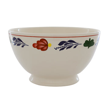 Boerenbont Bowl - with Foot (22.5cm)