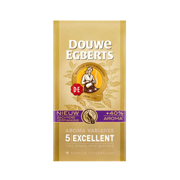 Douwe Egberts Excellent Fine Gold Coffee - 250gr.