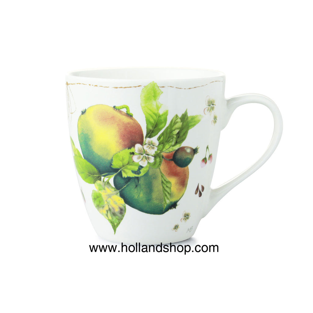 "Mug - Marjolein Bastin ""Nature"" - Apple in Gift Box"