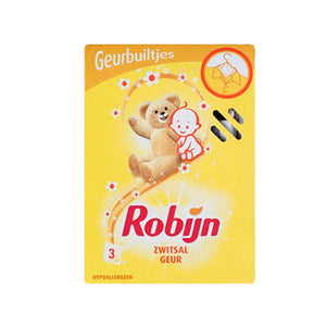 Zwitsal (Robijn) Geurbilletjes (Smelly Pouches) 3 Pack