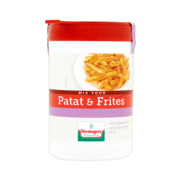 Verstegen Patat&Frites (Fries) Mini Shaker - 80gr.