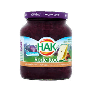 Hak Red Cabbage with Pear - 355gr