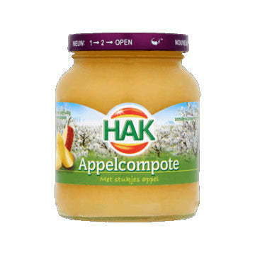 Hak Apple Compote - 360gr