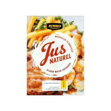 Jumbo Natural Gravy Mix - 31gr.