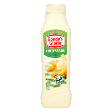 Gouda's Glorie Fritesaus - 850ml.