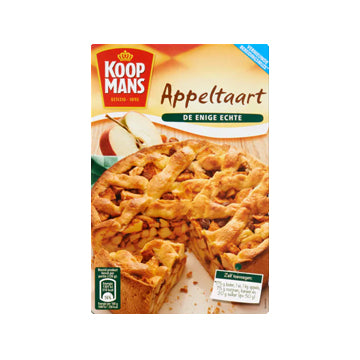 Koopman's Applecake Mix - 440gr.