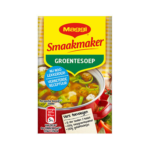 Maggi Vegetable Soup Spice - 2x39gr.