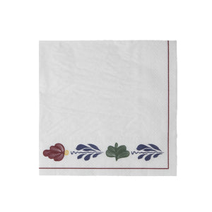 Boerenbont Napkins - Set of 20 33x33cm