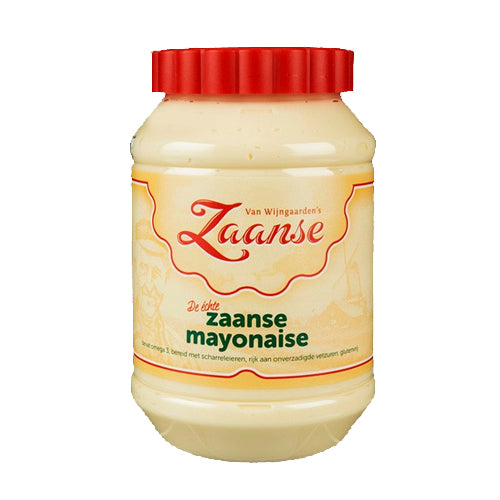 Zaanse Mayonnaise Jar - 650ml.