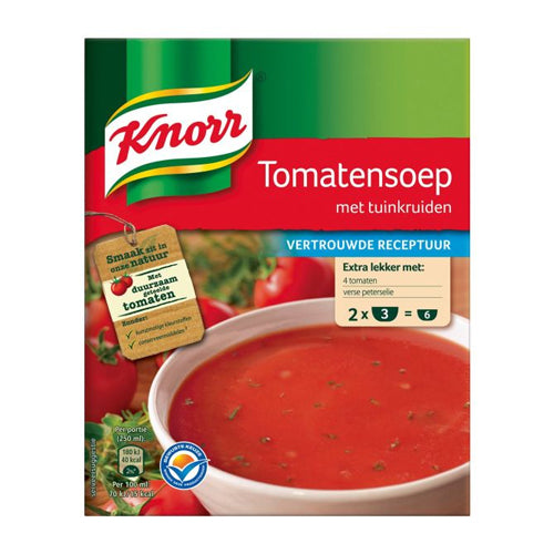 Knorr Tomato Soup Duo - 2x40g.