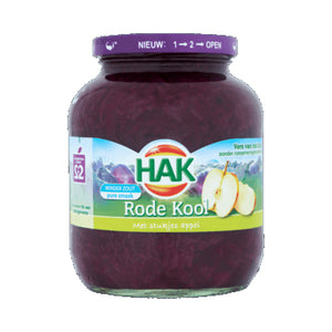 Hak Red Cabbage with Apple - 700gr