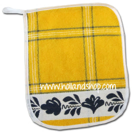 Pot Holder EL - Brabant - Yellow