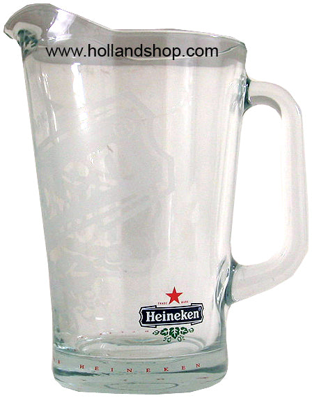 Heineken Glass - Pitcher - 1.8L